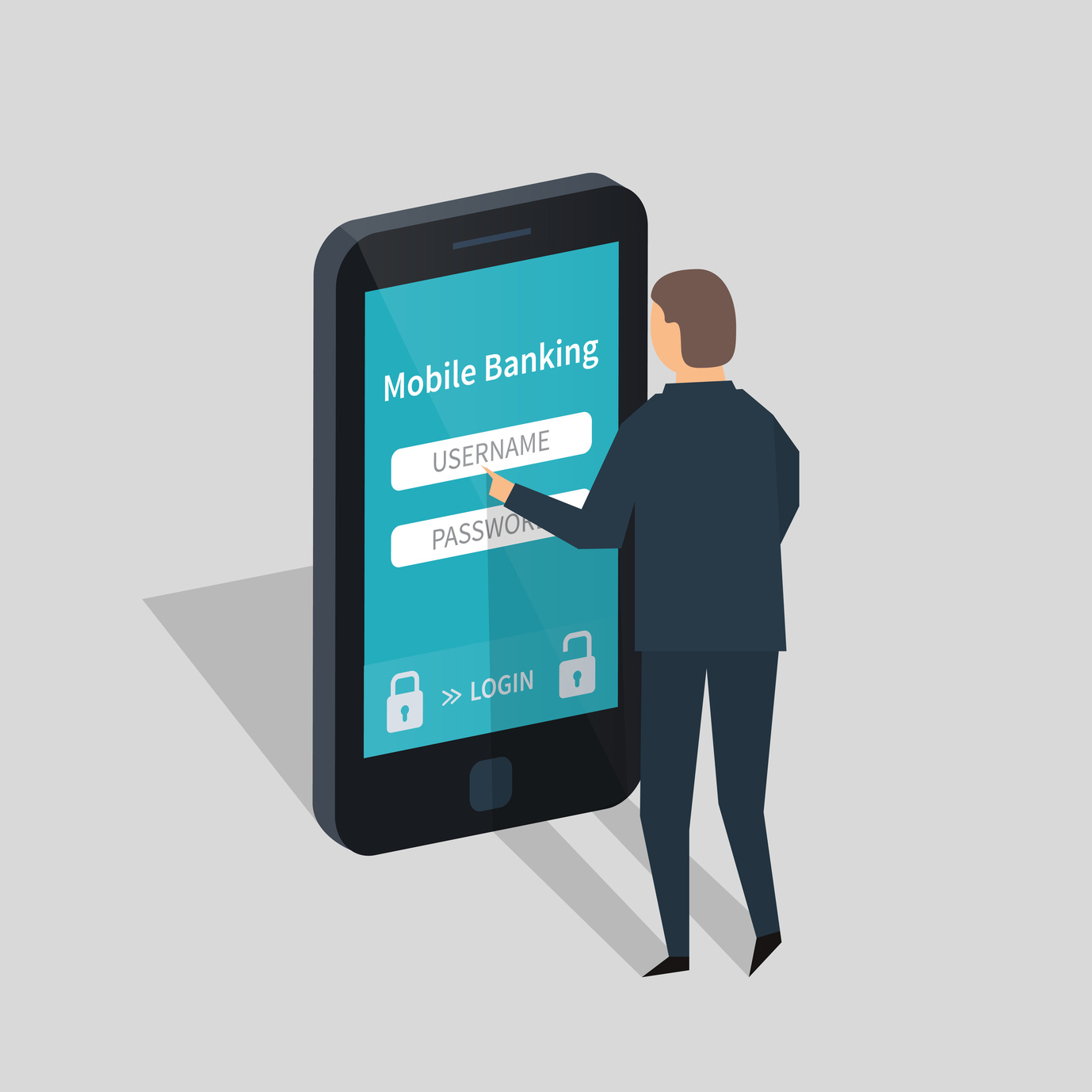 Mobile Banking: Big Business, Big Target