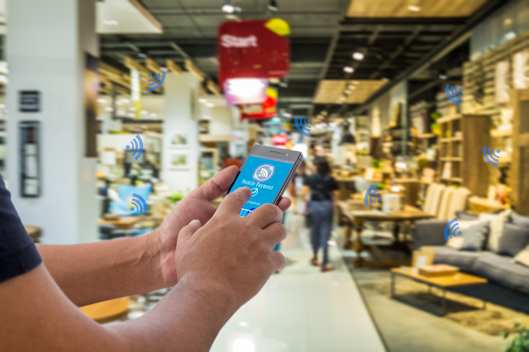 In A Cashless Society, Why Are Merchants Footing the Bill?