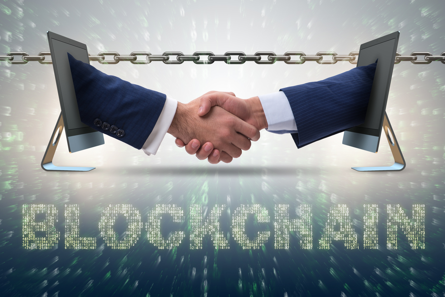 The Power of the Blockchain Fights B2B Fraud