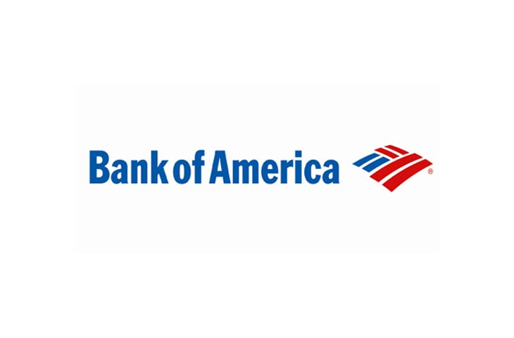 bank of america new blue logo