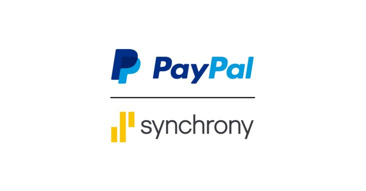 Synchrony Locks Down PayPal in a 10 Year Credit Card Co-Brand deal
