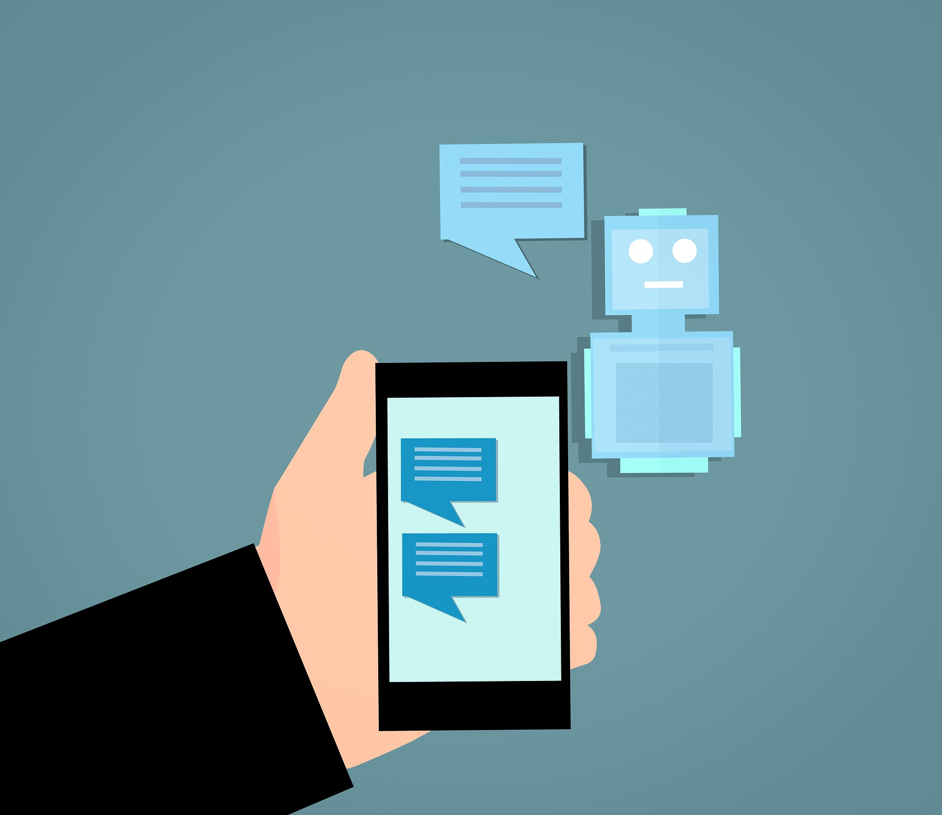 Top Industries Chatbots Are Poised to Disrupt in 2019