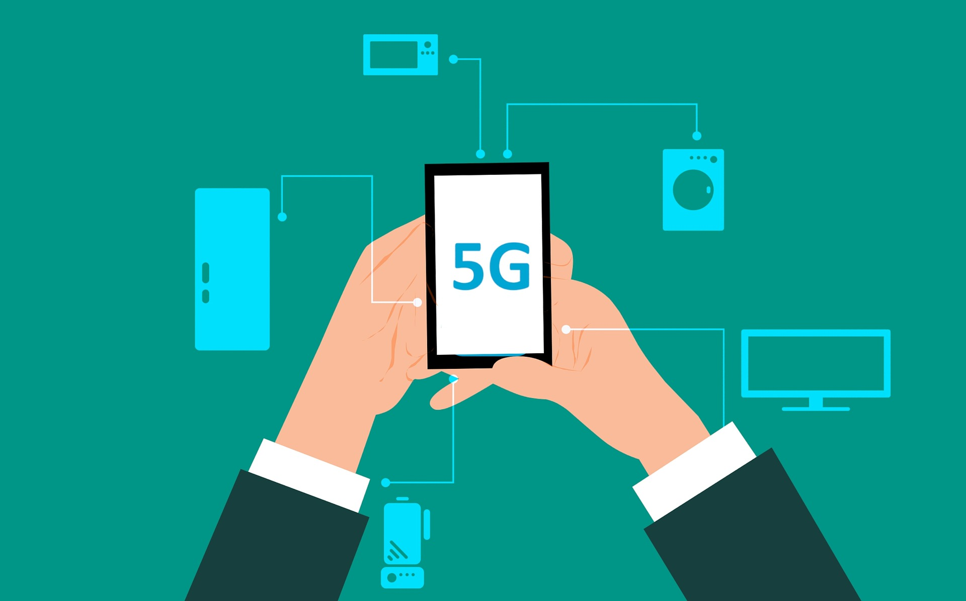 Will The Melding of 5G And Blockchain Add Enormous Economic Value?