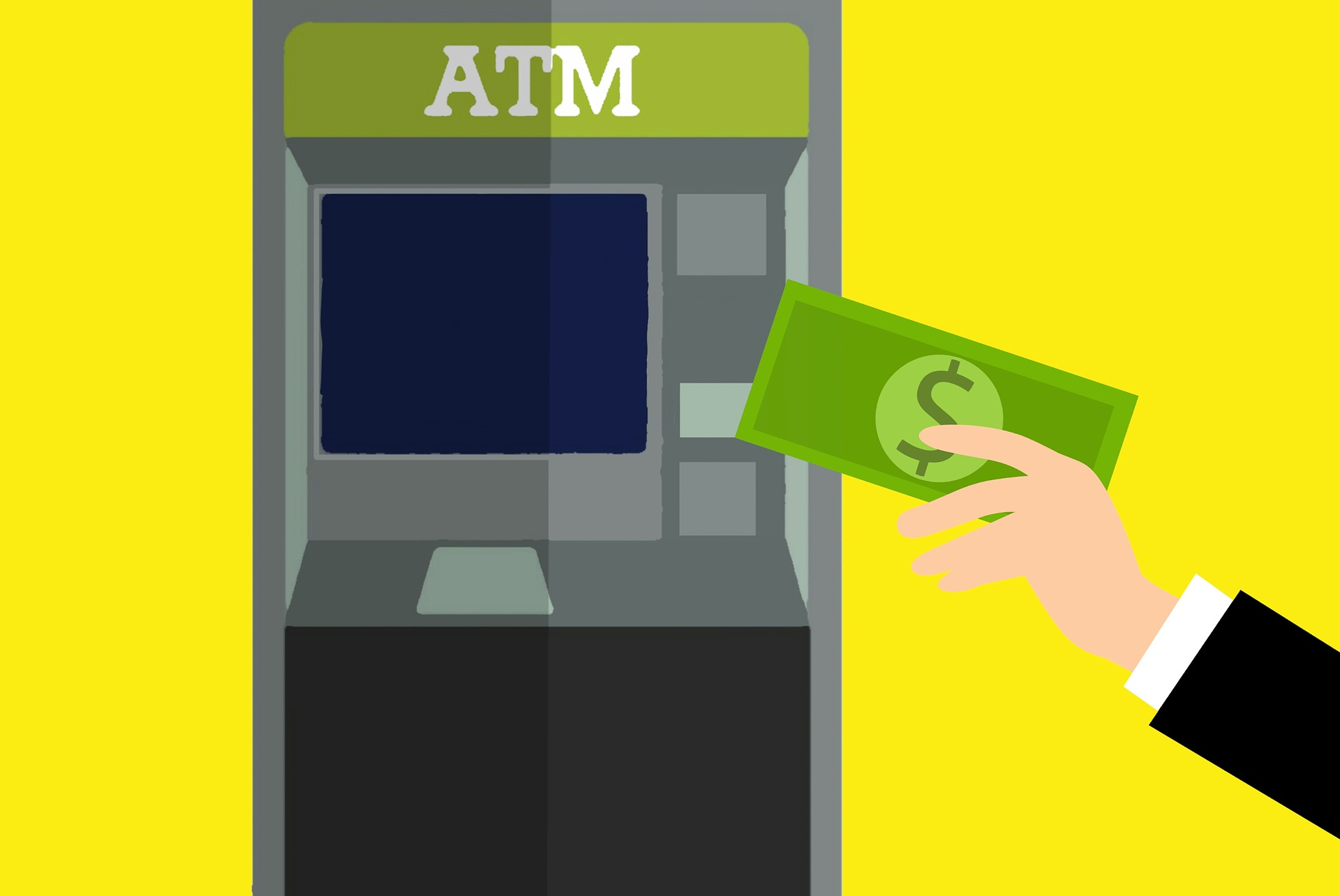 Cash Is Resilient, so Are ATM's