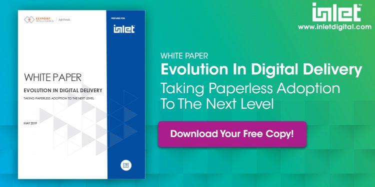 Evolution In Digital Delivery