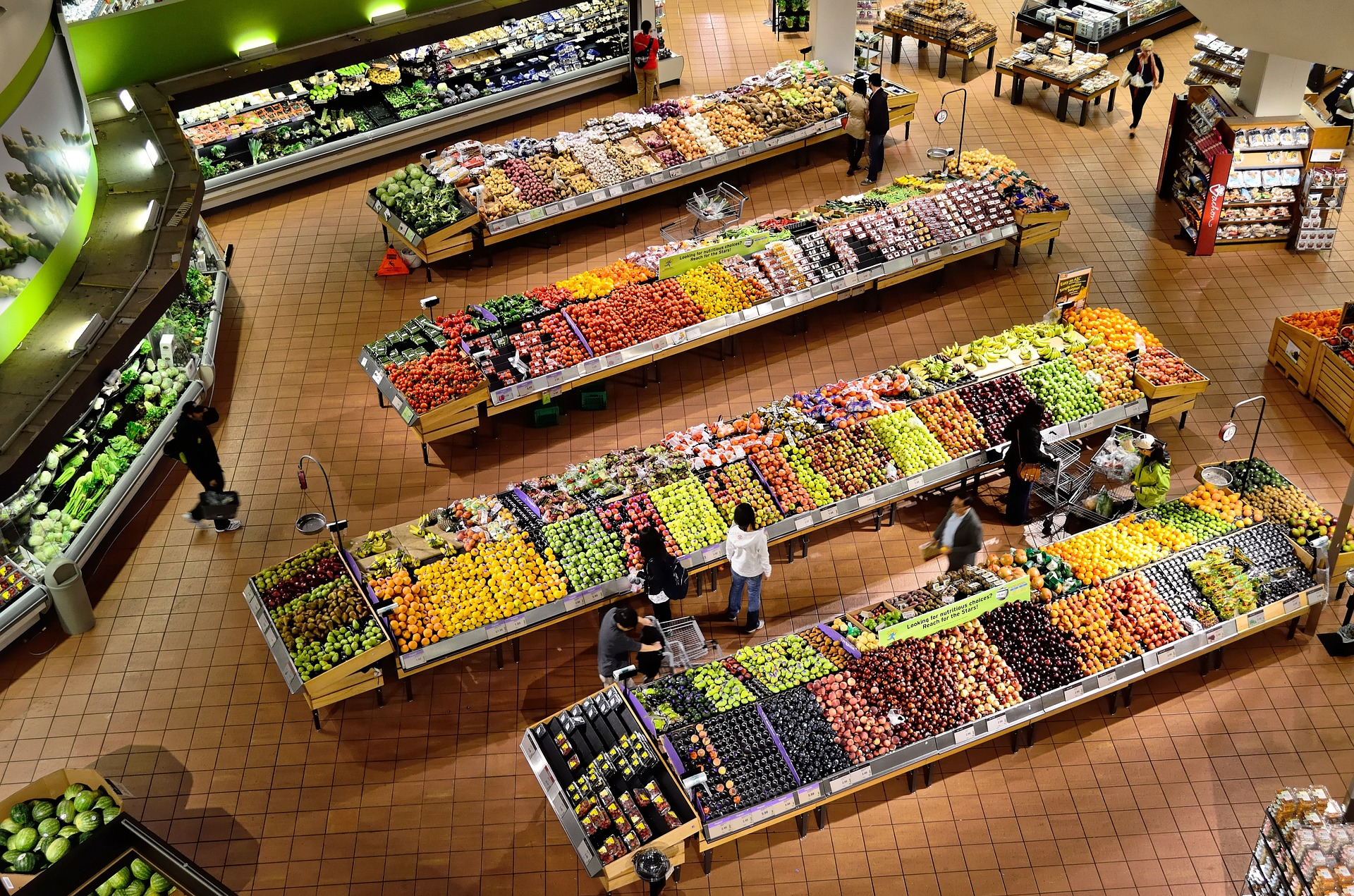 Grocery Stores Surprising Competition From... Restaurants?