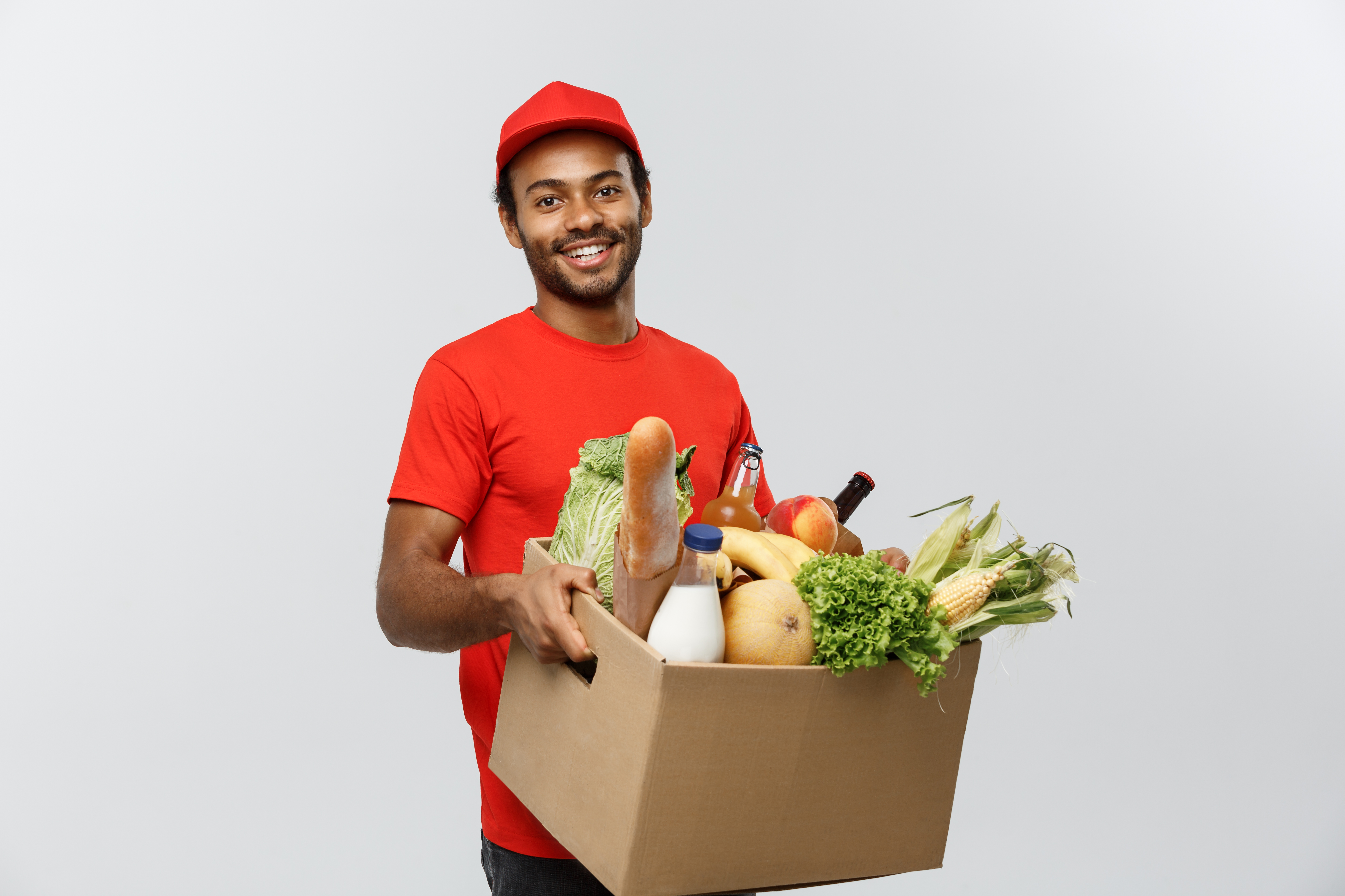 Delivery Companies Gear Up To Compete Across Retail Markets