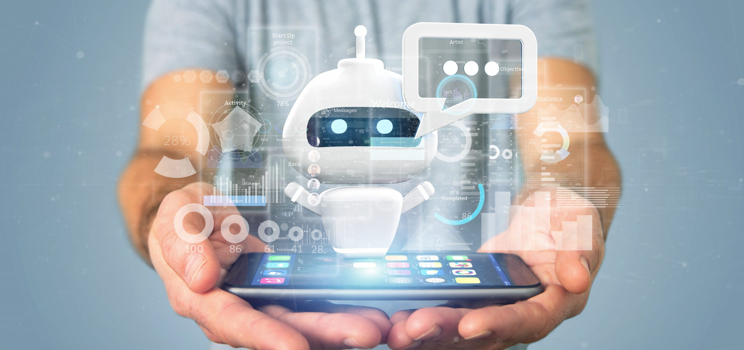7 Fabulous AI Chatbot Trends for Small Business