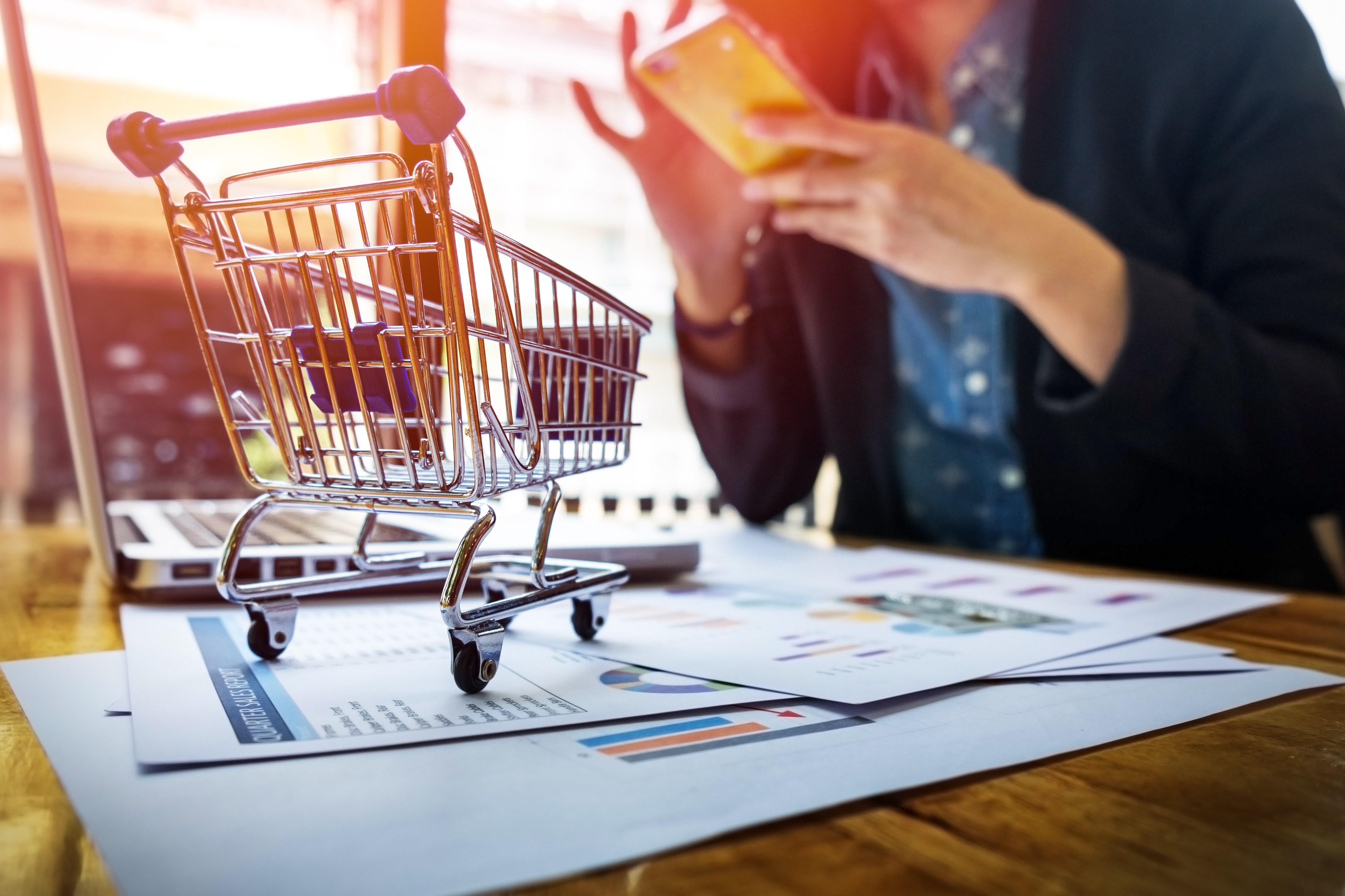 B2B Buyers Have High Ecommerce Expectations