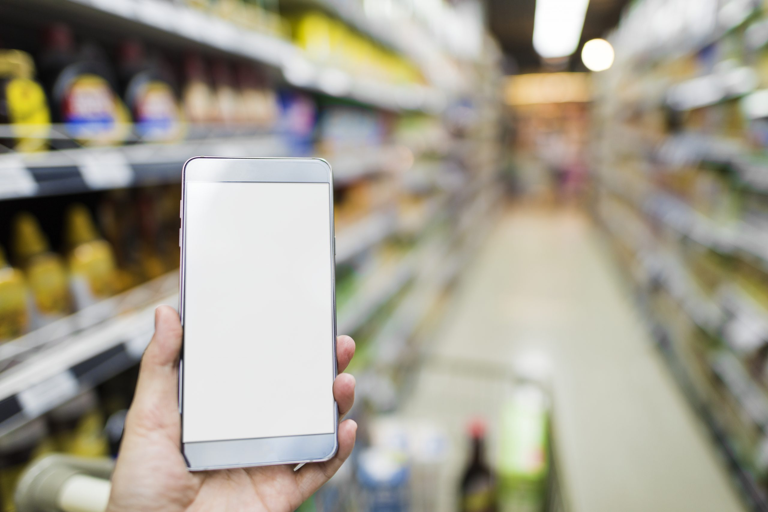 Grocery Dive: Kroger and Wegmans Expand Mobile Self-Checkout Apps