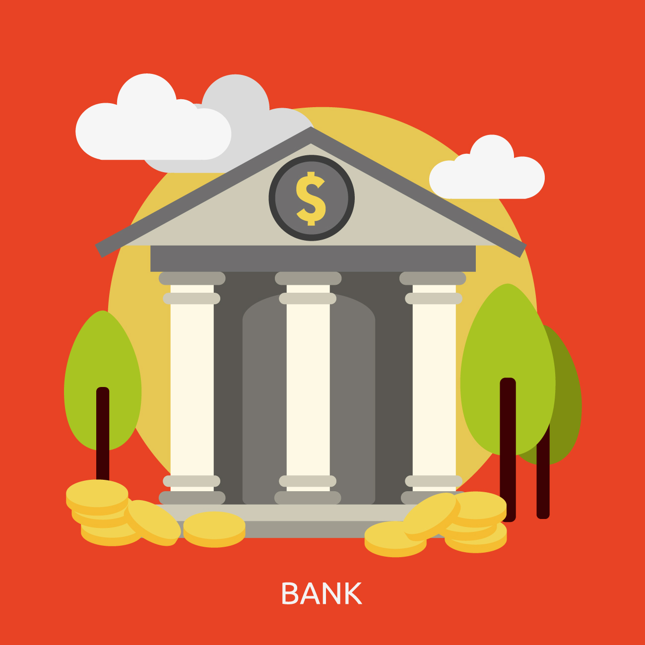 What does COVID mean for the bank branch?