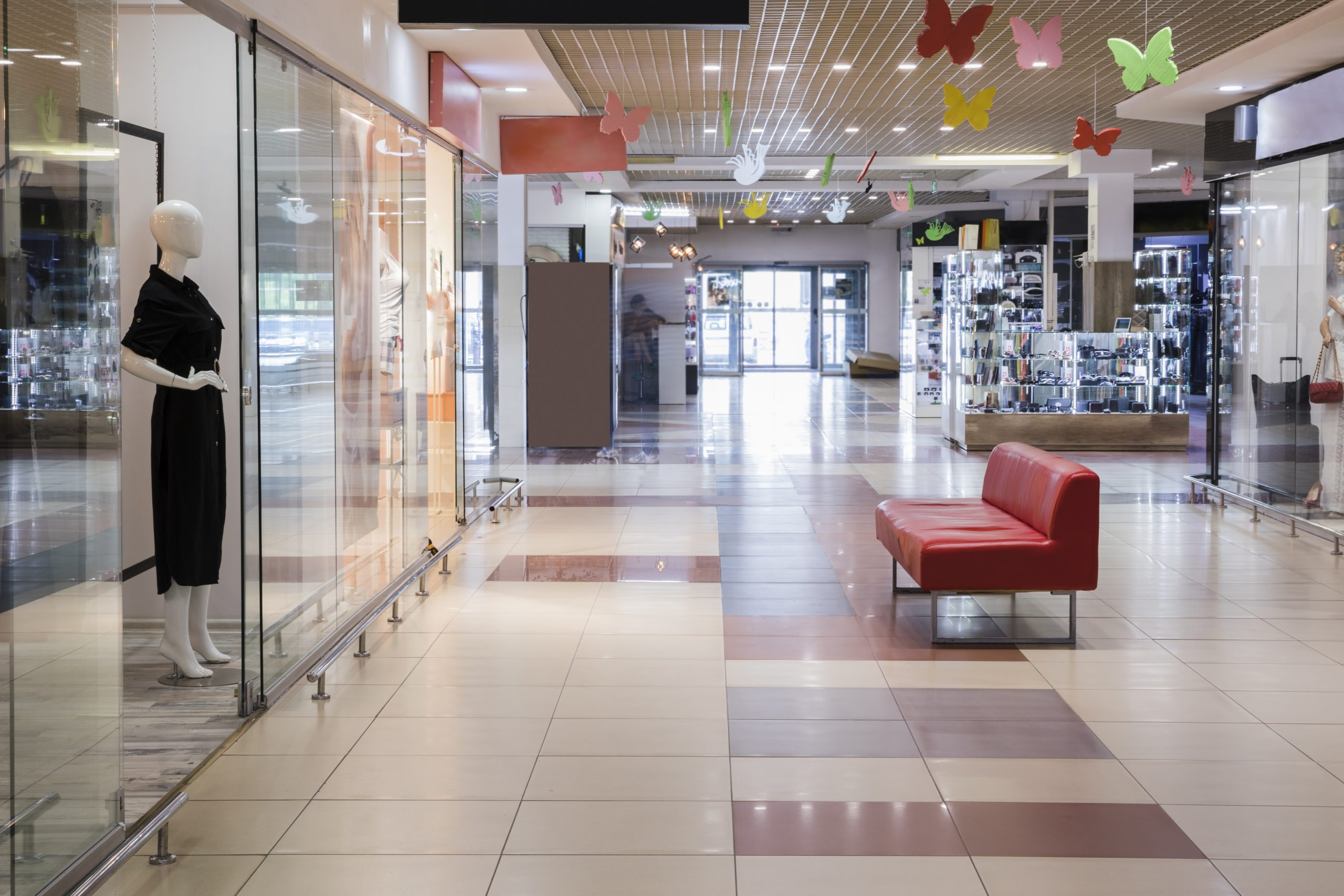 Retail Chains Falling Behind On Rent Payments During Covid-19