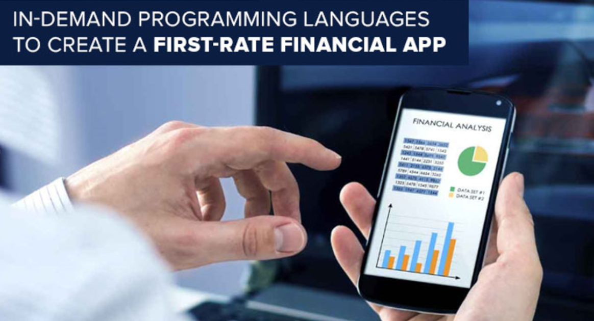 3 In-Demand Programming Languages to Create a First-Rate Financial App