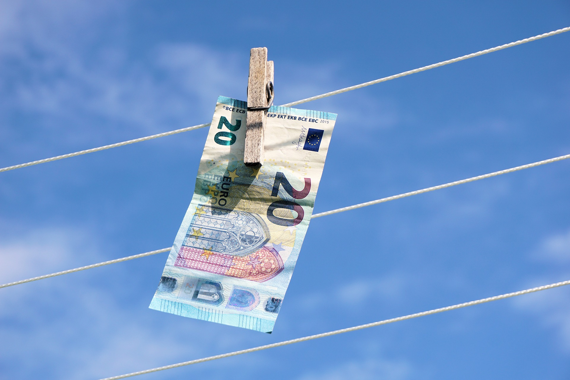 Fighting Money Laundering in Today's Disrupted Global Environment